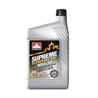 Моторное масло Petro-Canada SUPREME SYNTHETIC 10W30, 1л